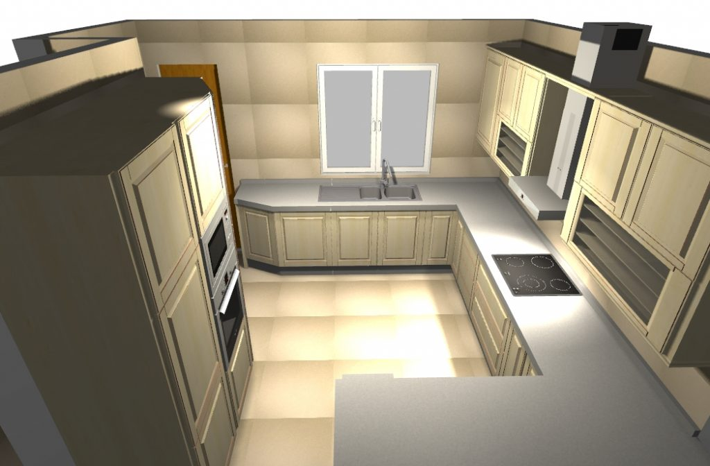 Kitchen Simulation 3