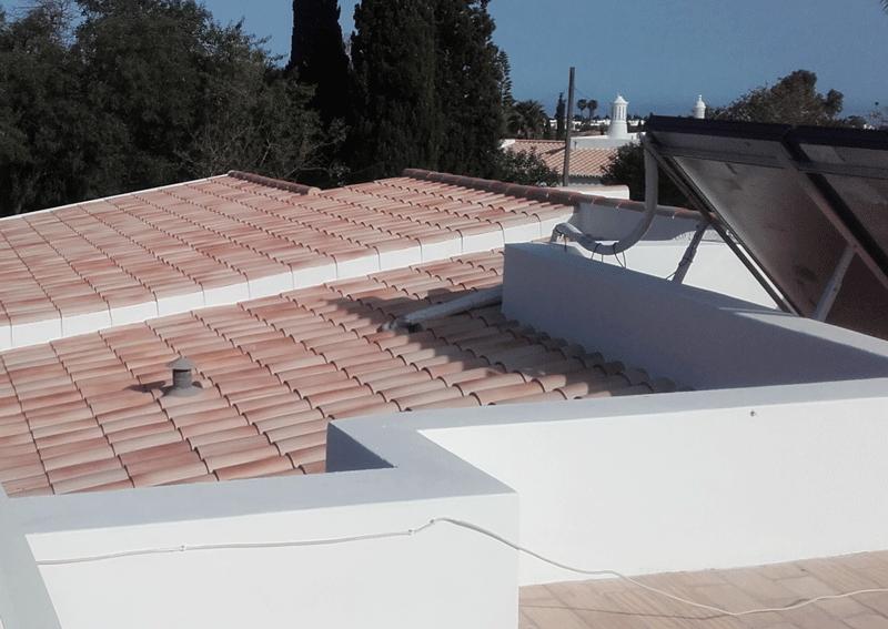 New Sloped Roof 1