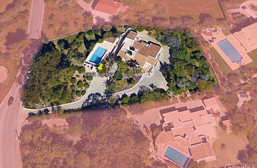 Site of Casa Luessa