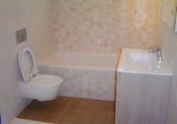 Refurbished Shared Bathroom