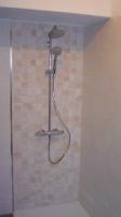 Shared Bathroom Walk-in Shower